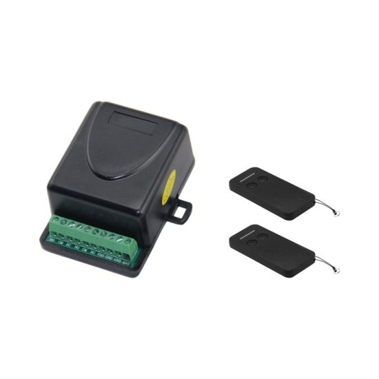Wireless RF Transmitter and Receiver
