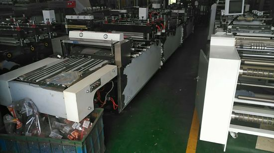 Automatic Multi-Function Three Side Sealing Bag Making Machine