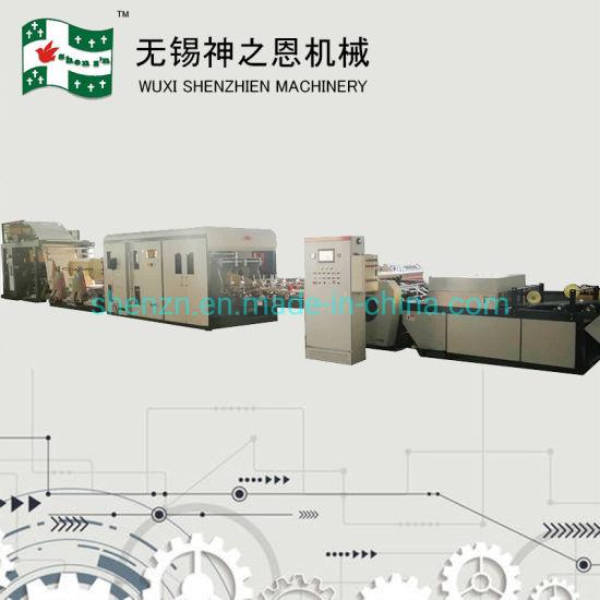 2019 New Type Cement Paper Bag Making Machine