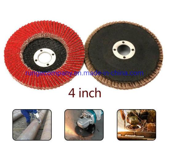 uxcell 0.63-inch Flap Wheel 120 Grits 1//4-inch Shank Sanding Disc Abrasive Wheel 2 Pcs