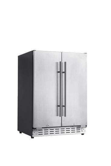 125L Stainless Steel Beverage Cooler Factory Model Bc125dB Beverage Center