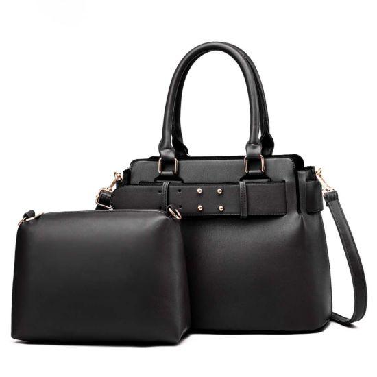 Designer Luxury PU Leather Tote Handbags Lady Handbag Women Ladies Lady Handbag