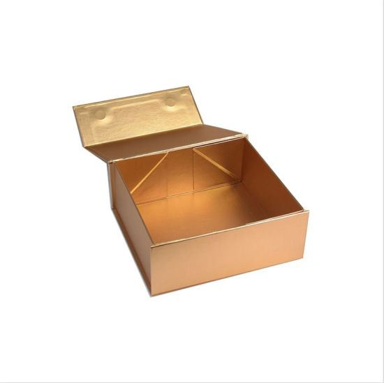 Custom Logo Save Storage Space Packaging Folding Box