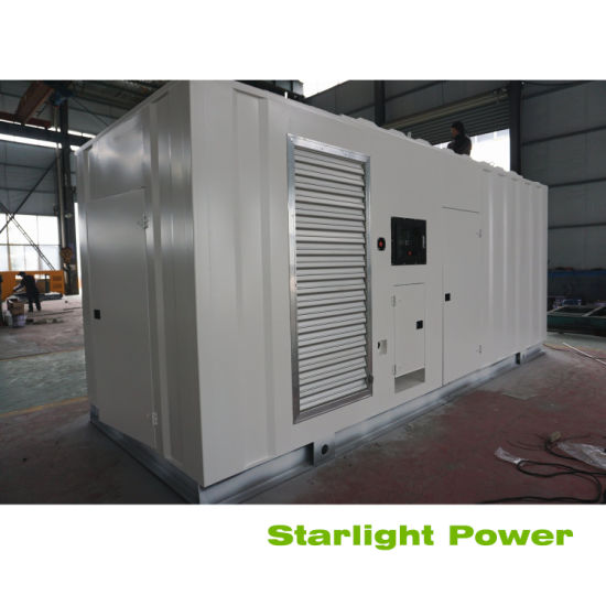 Perkins Diesel Engine 4006-23tag2a Power Generator 600kw 750kVA Silent Generator pictures & photos