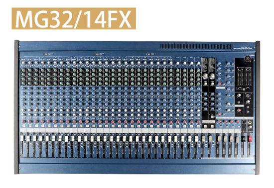 YAMAHA 32 Channels Mg32 Sound PRO Audio Mixer with Phantom Power