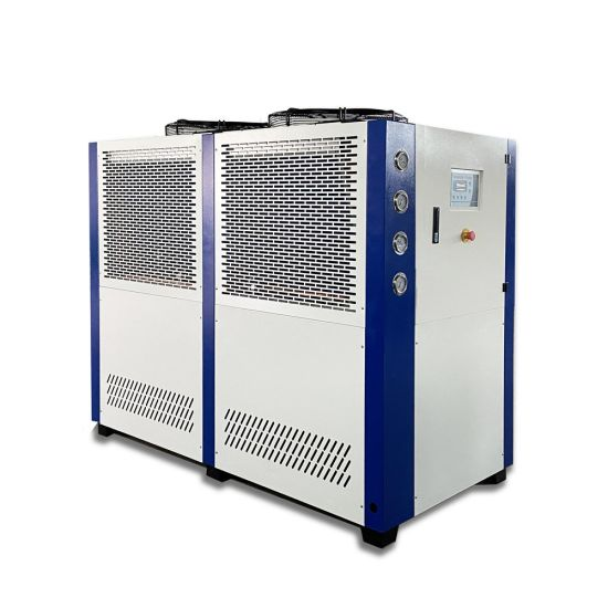 Water Cooling Chiller Molding Machine Cooled PVC Line 8HP 20 Kw 5 Tons Water Chiller Low Price