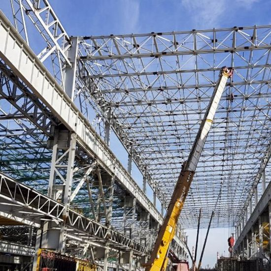 Wiskind Good Quality Steel Structure for Steel Building