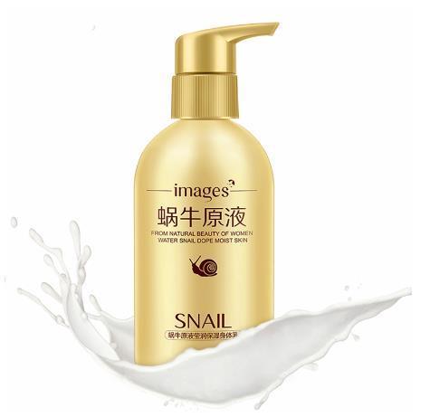 Snail Serum Body Cream Nourishing Moisturizing Body Emulsion Anti Chapping Anti Aging Whitening Firming Lotion Skin Care 250ml