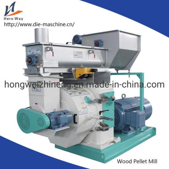 Wood Sawdust Pellet Machine Feed Machinery