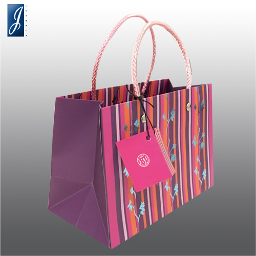 High Quality Machine Price Custom Paper Bag Printing Kraft Paper Bag pictures & photos