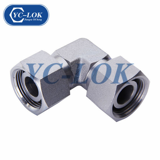 Manufacture Good Quality 90 Degree Elbow Tube Fittings