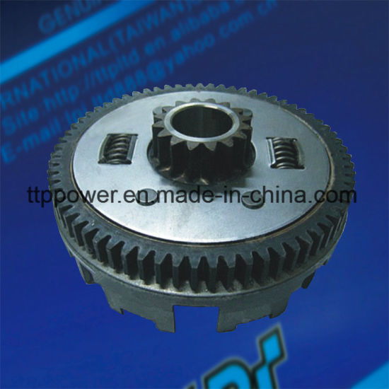 Honda Tmx Supremo Motorcycles Parts Motorcycle Clutch, Clutch Gear, Clutch  Housing