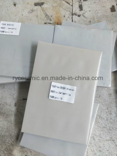 Semiconductors Using Aluminium Nitride Aln Ceramic Substrate