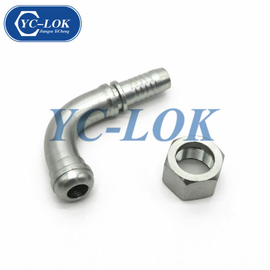 Hydraulic Hose Fitting Nipple Pipe Quick Release Coupling