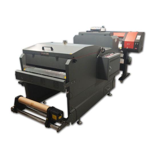 Dtf Offset Digital Heat Transfer Pet Film Printing/T Shirt Printing Machine