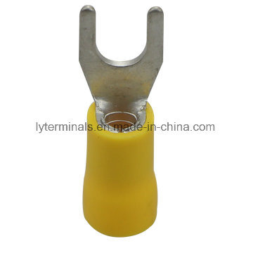 Insulated Spade Terminals*Green pictures & photos