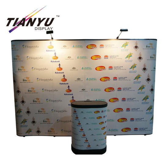 Custom Fabric Printing for Pop up Stand Advertising Trade Show