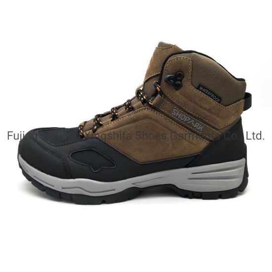 Suede Leather Outdoor Sports Shoes for Men