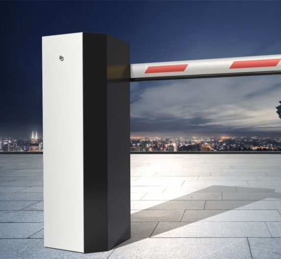 Parking Barrier Gate/Parking Barrier/Barrier Gate with Black/White Color for Customer
