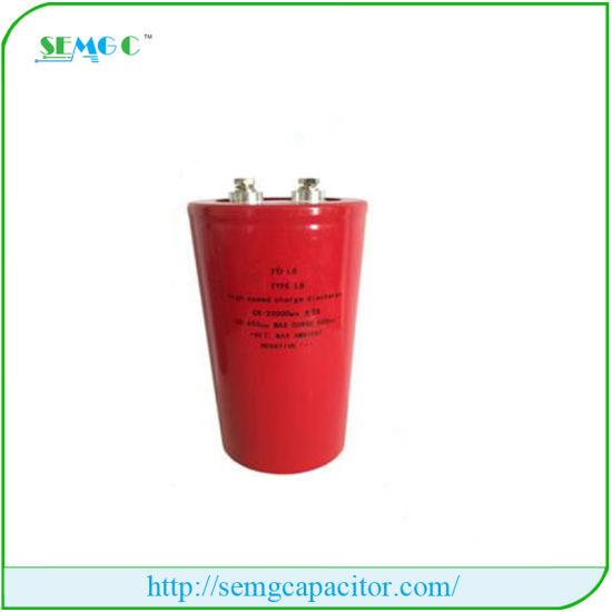 China Direct Sale 3300UF 350V Starting Motor Electrolytic