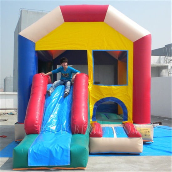 Inflatable Combo Bouncer, Combo Castle B3061