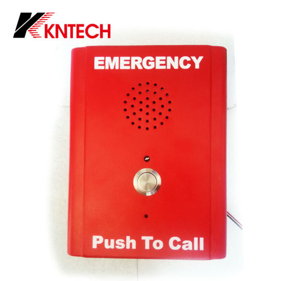 Hot Sell Electronic Security Products Knzd-13 Kntech VoIP Emergency Phone pictures & photos