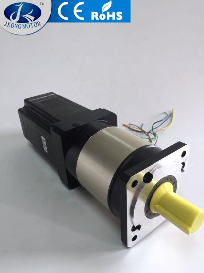 High Precision Planetary Gearbox Brushless DC Motor for CNC Machine pictures & photos