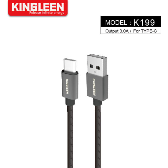 USB Type C Cable Nylon Braided USB Type a to C Fast Charger Cords for Samsung Galaxy Google