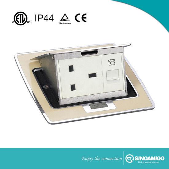 Sinoamigo Waterproof Outdoor Floor Box
