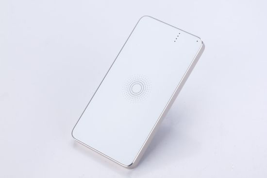 Design Bank Sale.China Hot Sale Qi Wireless Charger Power Bank With Fashion Design