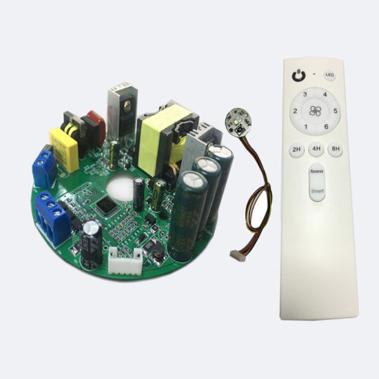 24V Acdc Brushless DC Motor Controller Board for Ceiling Fan
