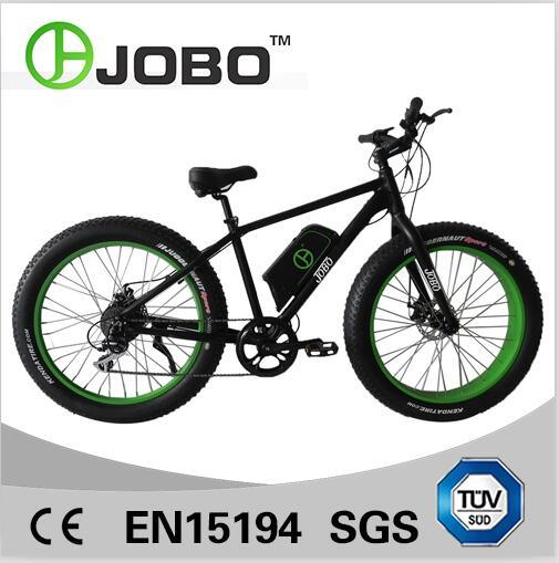 Electric Snow Fat Electric Bike (JB-TDE00Z) pictures & photos