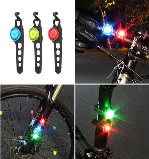 USB Rechargeable LED Bike Bicycle Cycling Headlamp Flashlight Tail Rear Light SA