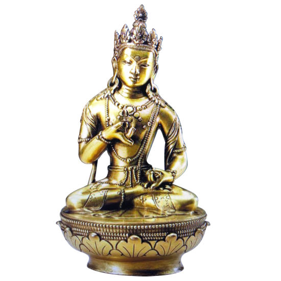 2020 Fengshui Tabletop Mini Resin Meditation Buddha Statue for Home