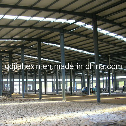 Light Steel Structure Warehouse Painting Building Material - Jhx-0128 pictures & photos