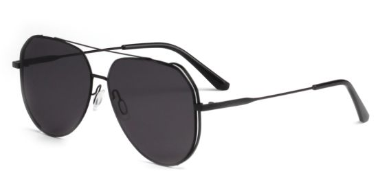 New Design Vintage Sunglasses, High Quality Gold Metal Sunglasses
