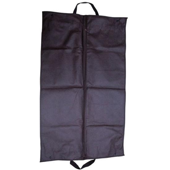 2018 Non-Woven Garment Suit Cover Bags for Storage (FLS-8801)