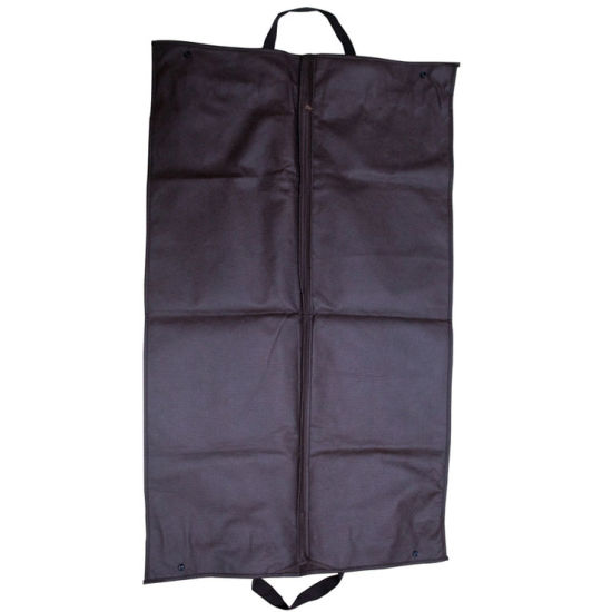 2019 Non-Woven/ Woven Garment Suit Cover Bags for Storage (FLS-8801)