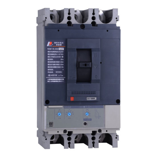Advanced Type Moulded Case Circuit Breaker pictures & photos