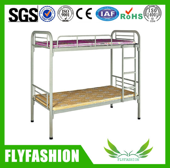 High Quality Double Metal Bunk Bed (BD-27)