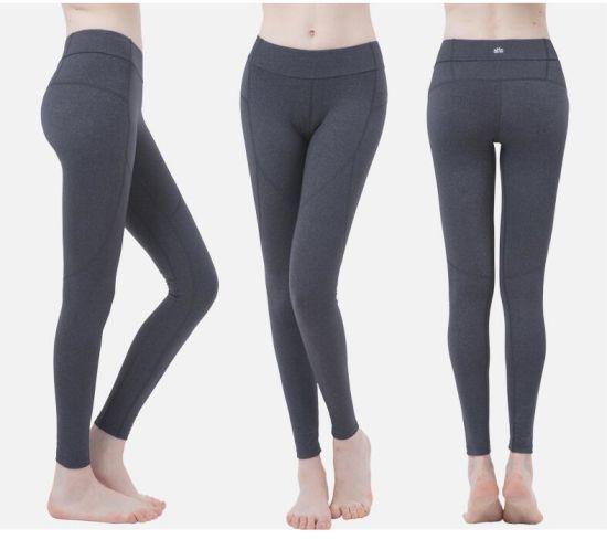 f88e095ca4d33b China Sexy Mesh Ladies Pants High Spandex Sportswear - China Lycra ...