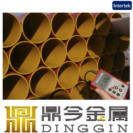 En877 Cast Iron Pipes in China