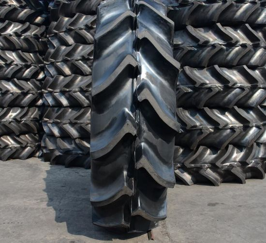 China Bias/Nylon Agricultural Farm Tractor Harvester Tyre