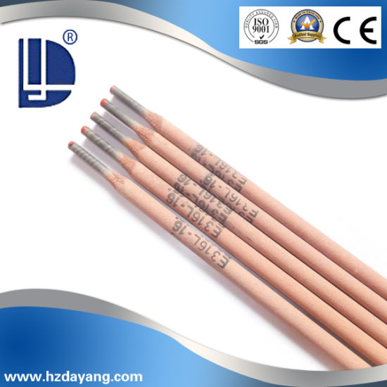 Stainless Steel Welding Rod Aws E316L-16 in China
