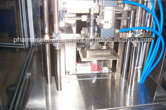 Straight-Line Film Wrapping Machine Bsr-180A pictures & photos