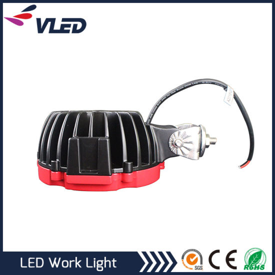 51W LED off Road Driving Light Round LED Work Light Working Lamp pictures & photos