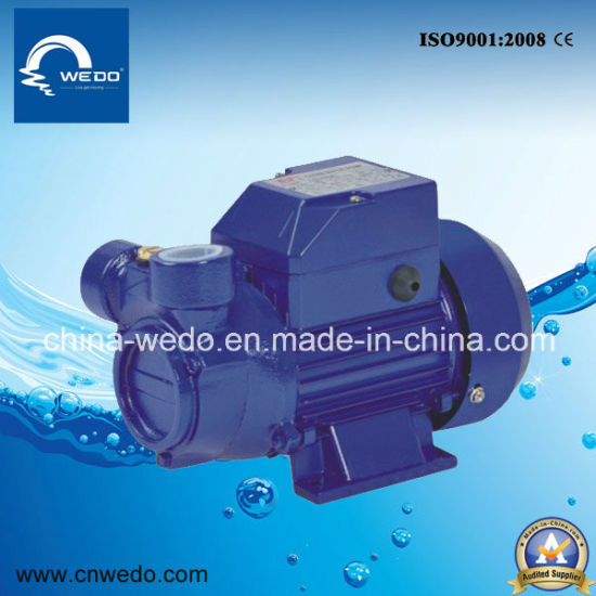 Lq Series Single Phase Electric Clean Water Pump for Home Use 1 Inch (0.37kw/0.55kw/0.75kw) pictures & photos