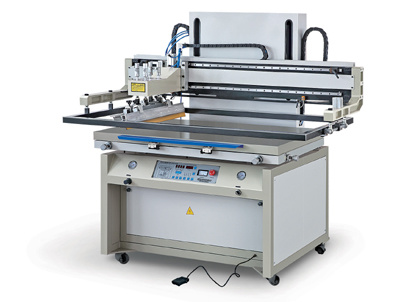 Sfb640 Single Head Paper/PVC/Plastic Sheet Screen Printer/Screen Printing Machine