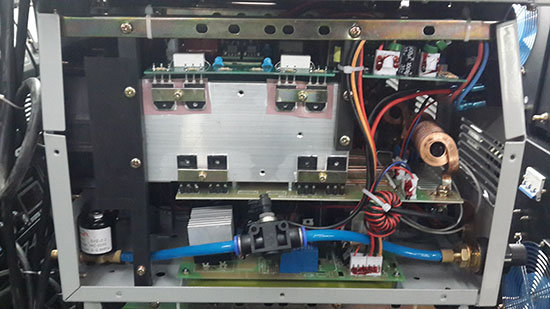 Durable Inverter DC MMA/TIG Welding Machine for Light Industry TIG160A pictures & photos