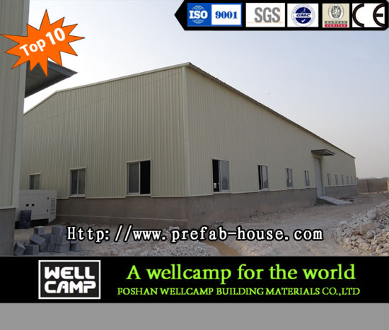 Modular Prefab Steel Structure Warehouse pictures & photos